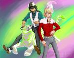 Tiger and Bunny by Risachantag