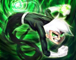 Danny Phantom by Keitronic