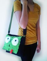 Invader Zim Gir Bag by ErikaC