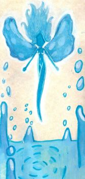 Water Angel by SonyXY