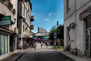 Mostar by cahilus