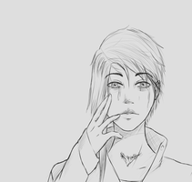 cry? by amyont
