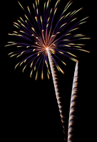 2012 Fireworks Stock 06 by AreteStock
