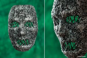 Mask I by Mariusart