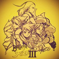 Breath of Fire III by Robaato
