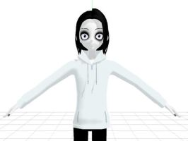 mmd jeff the killer dl by selena525