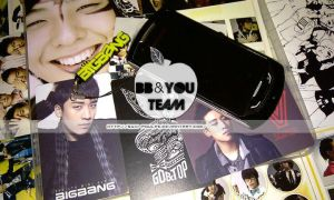 BIGBANG pack has pictures 11 USD by Suki-Poulpe