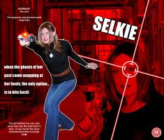 Action Heroine by selkie-x