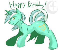 .:Birthday Lyra:. by KillerArgoth