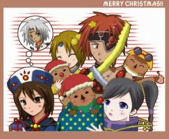 Merry Christmas 2005 by perfectcrime