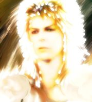 Jareth in a Glow by Morninglori