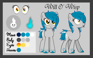 Reference - Will O' Wisp by DayDreamSyndrom