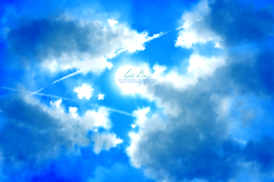 Clouds by CrystalGreene