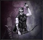 Hawkeye by VoydKessler
