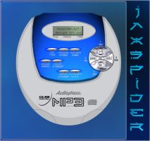 Audiophase MP3 II by jaxspider