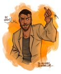 CoD - Menendez, Hey Woods ! by the-evil-legacy