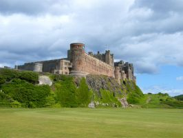 Bamburgh Stock 3 by Queenselphie