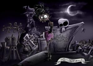 Zombieland by Crazy-Lou-Who
