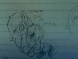 .:[SKETCH]MINTY AND RUSTY:. by Maniactheleader
