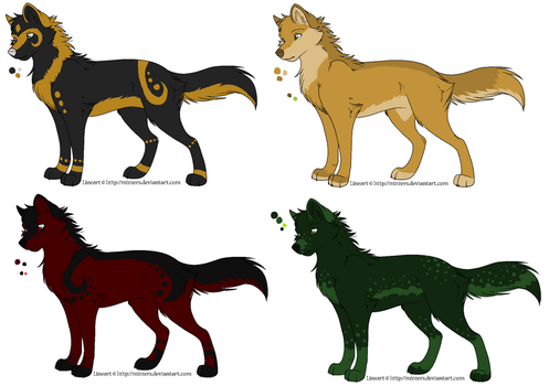 Free Canine Adopts 2- Closed by Ridnia