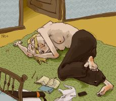 one by SleepyLamb