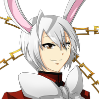 Adopt Headshot Bonus: White Rabbit by xYorutenshi