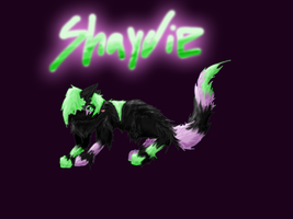 Shaydie by TehLeetSheep
