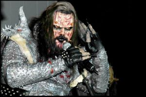 Lordi in action2 by Wivian