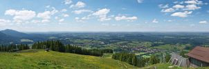 Day at the Hoernle Panorama II by da-phil