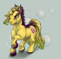 My Little Pony - Arum by albyon