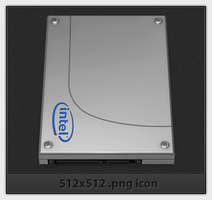 Intel SSD by enuazeal