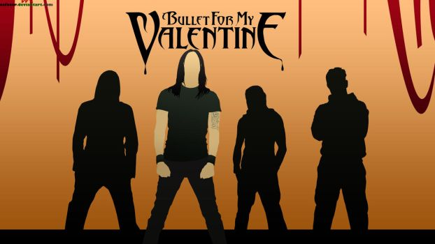 Bullet For My Valentine by azfacer