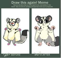 Draw this again Meme by 36fireflame