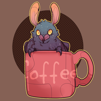 Coffee Bat by jubilalant