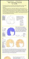 Hair Colouring Tutorial ~SAI~ by Miss-Ariellia