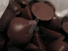 ChocolateCovered EspressoBeans by Zabboud