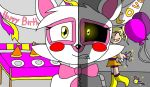 The Mangle : Before and After by Tigriss3011