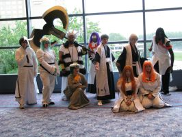 AWA 2009 Bleach Hueco Mundo by GIN180