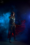Captain Harlock by Yui-Lang