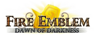 Logo - Dawn of Darkness by Great-Aether