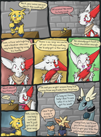 Silver Fang . Mission Six . p14 by Hawkein