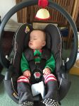 Christmas is a tiring time for elves by banks