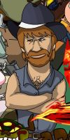 Chuck Norris by BeardBeyond