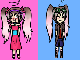 Lavelle before and after by Tess-Is-Epic