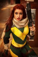 Hope Summers by AstroKerrie