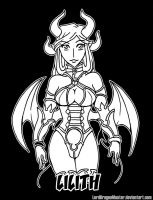 :Lilith: by Lorddragonmaster
