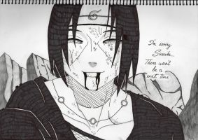 I'm Sorry Sasuke... by livintoinspire