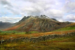 Langdale pikes - stock by AngiWallace
