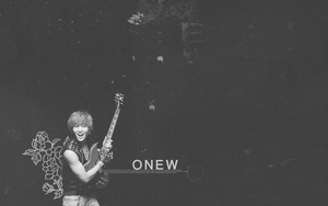 onew -- wallpaper by BeeBKawaii