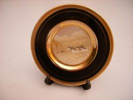 Plate on Stand by Variety-Stock